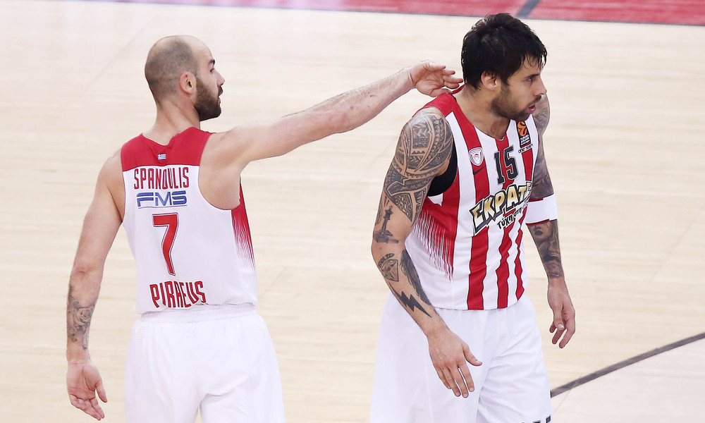 Euroleague: Με Πρίντεζη η κορυφαία πεντάδα!