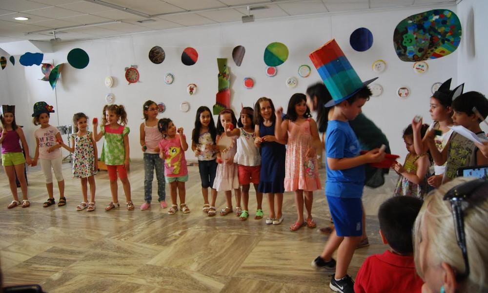4o Καλοκαιρινό Καλλιτεχνικό Camp  από τις Μορφές Έκφρασης!