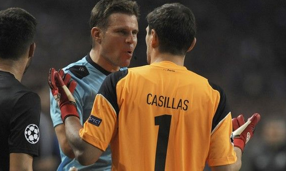 Σοκ: Δείτε τι γκολ έχει μετρήσει ο Μπριχ που σφυρά στον τελικό του Champions League!