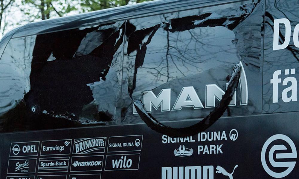 Επίθεση Ντόρτμουντ: Σχέδια βόμβας στο σπίτι του υπόπτου