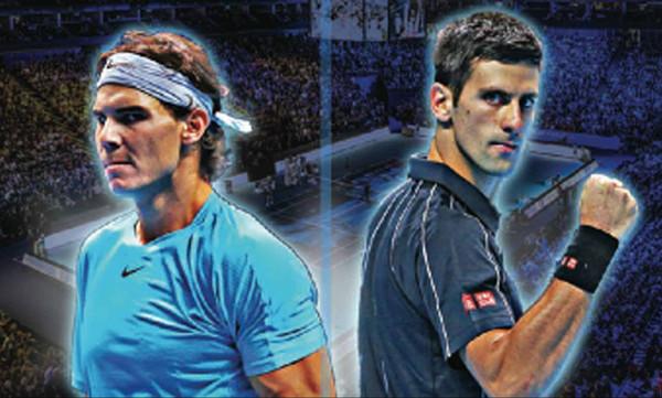 Σούπερ ημιτελικός Ναδάλ - Τζόκοβιτς στο Open της Μαδρίτης