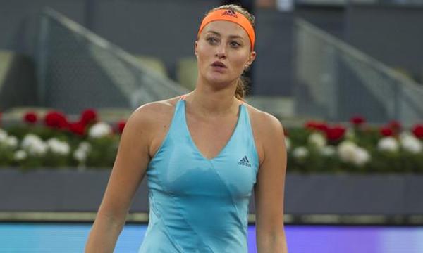 Στον τελικό του Open της Μαδρίτης η Μλαντένοβιτς