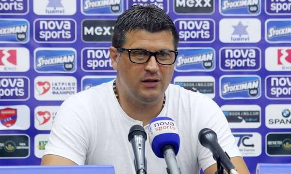 Μιλόγεβιτς: «Έπρεπε να το διαχειριστούμε»