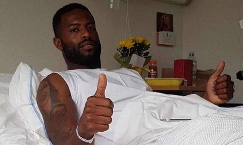 Μήνυμα Βαρέλα από το νοσοκομείο: «Ποτέ μην τα παρατάς!» (photo)