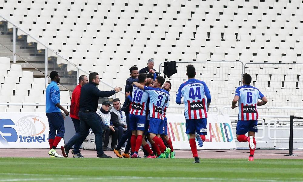 ΑΕΚ-Πανιώνιος 0-1: Έβαλε «φωτιά» στα playoffs o Γεσίλ!