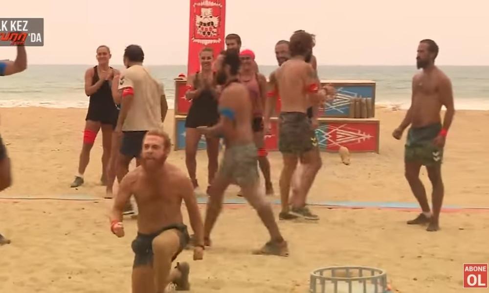 Survivor: Τούρκος νίκησε εύκολα τον Μισθοφόρο και ξέσπασε!