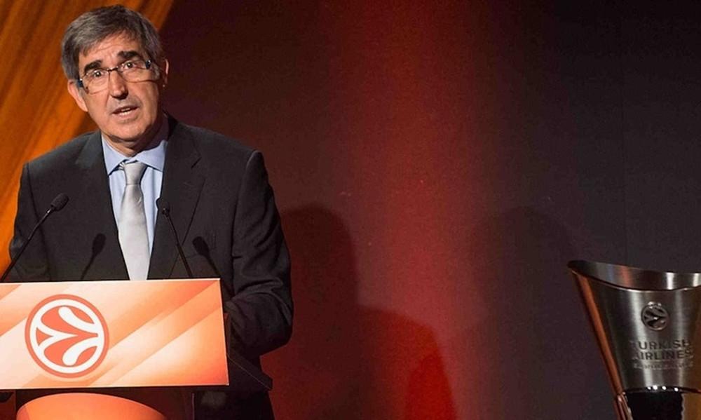 Final Four: Ο Μπερτομέου εκθείασε το νέο σύστημα διεξαγωγής