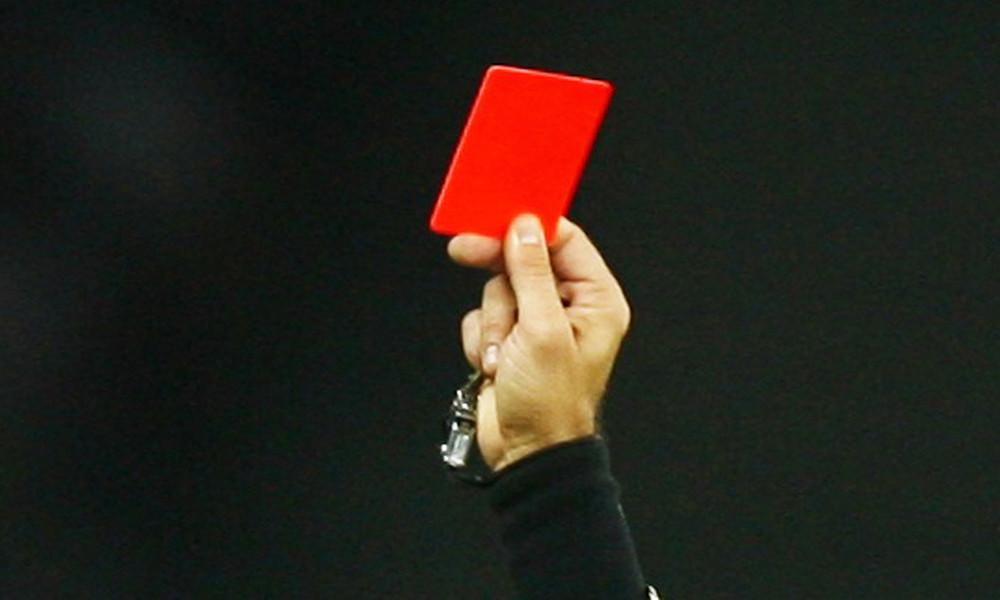 Οι πιο ανόητες κόκκινες κάρτες