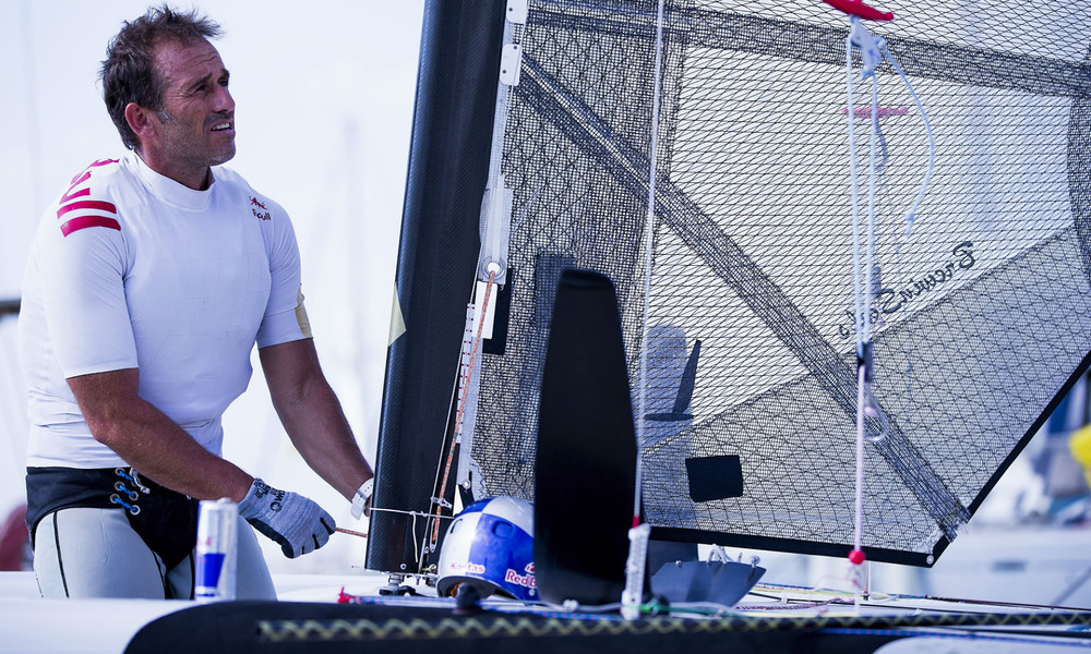 Α-Class Catamaran: Όταν η Ιστιοπλοΐα έγινε 3D