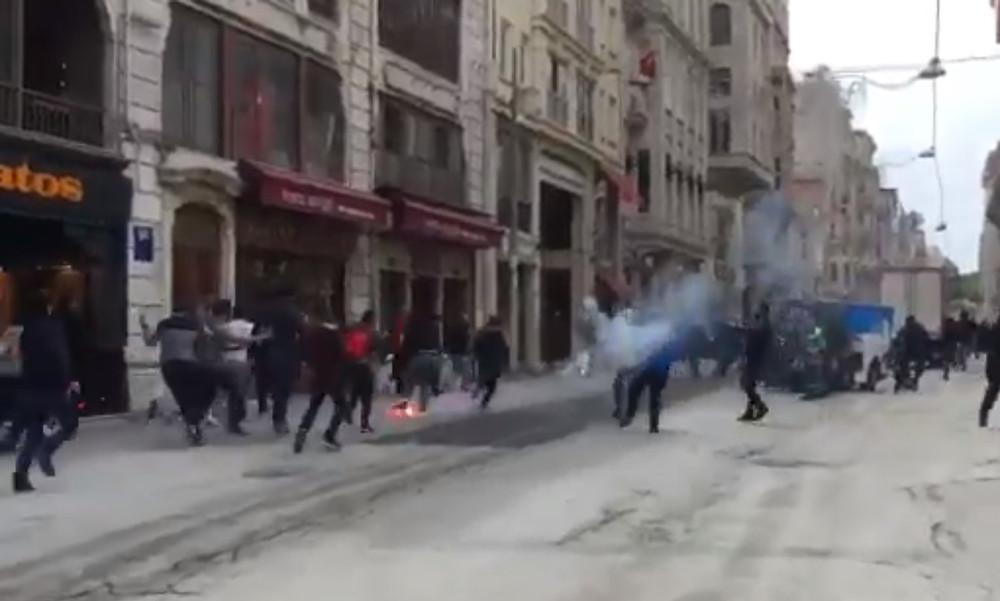 Final 4: Μαχαιρώθηκε οπαδός του Ολυμπιακού στην Πόλη! Άγρια επεισόδια