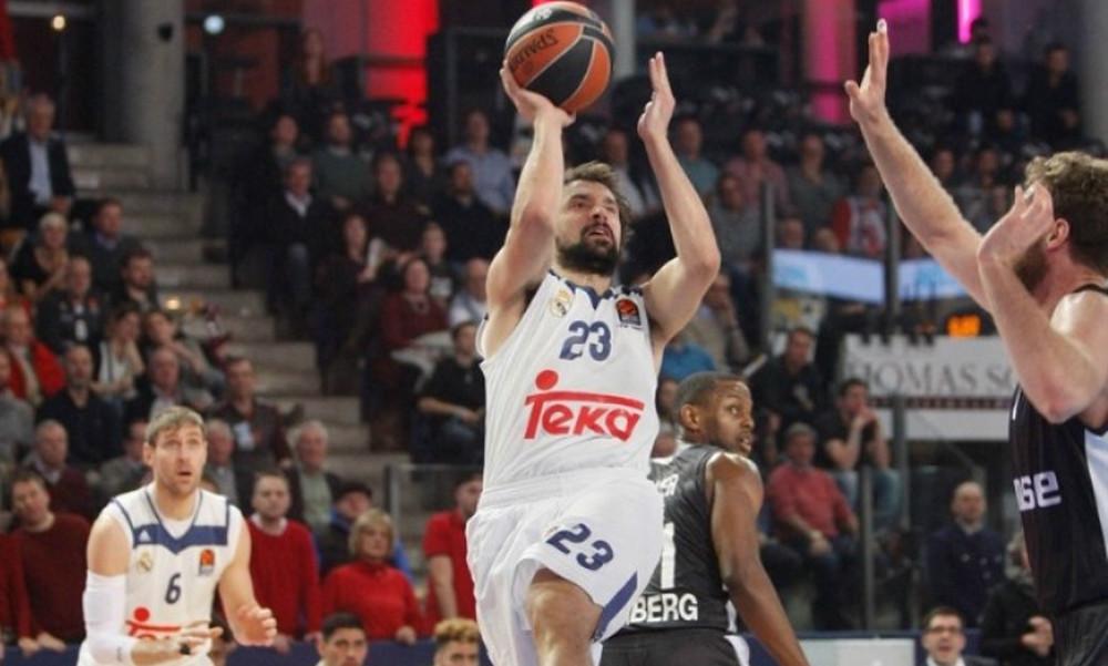 MVP της Euroleague ο Σέρχιο Γιουλ