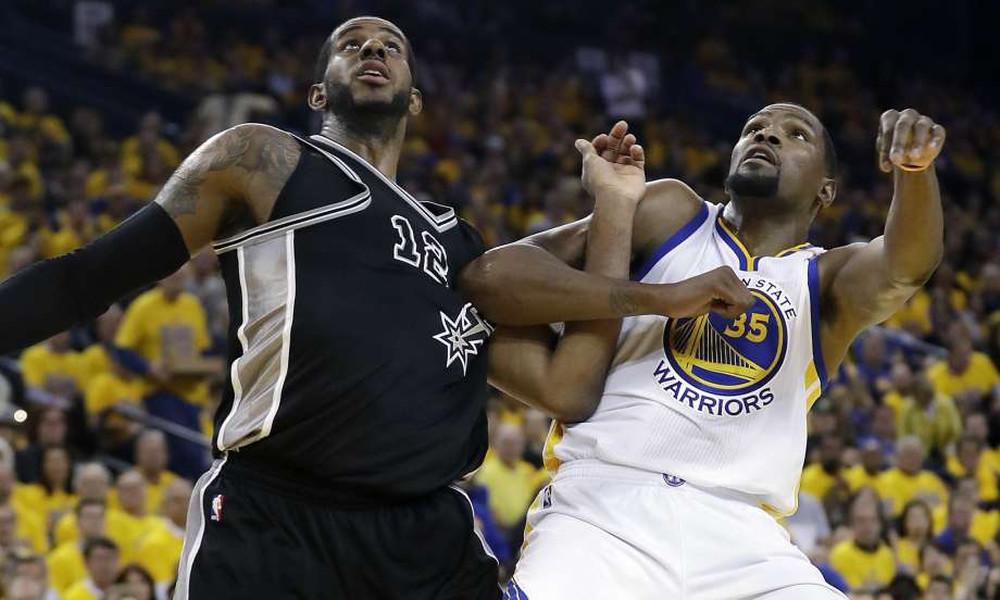 NBA: Οι «Πολεμιστές» παίρνουν… παραμάζωμα τα «Σπιρούνια»