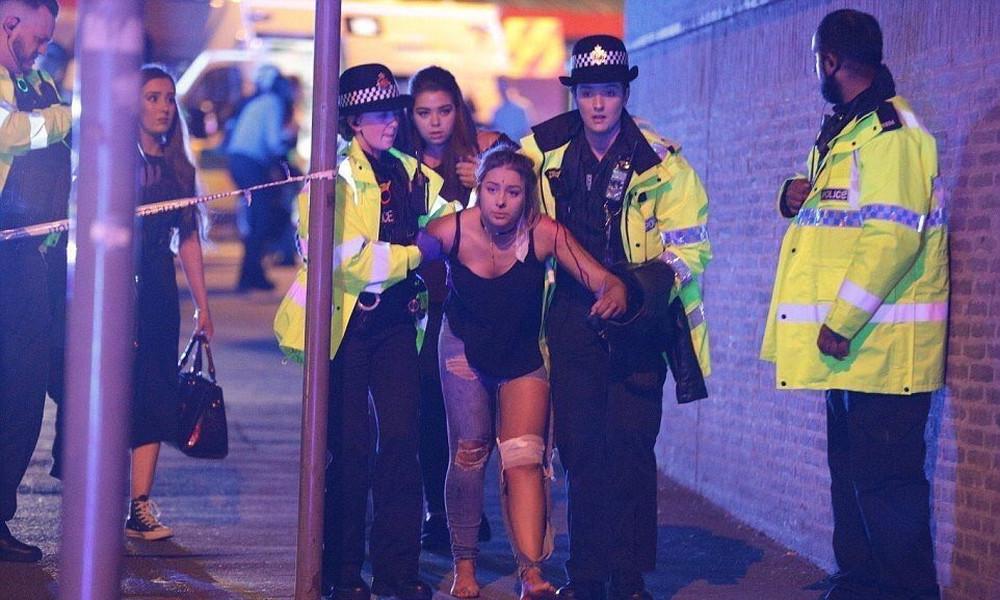 Τρομοκρατικό χτύπημα Μάντσεστερ: Συγκλονισμένη η UEFA