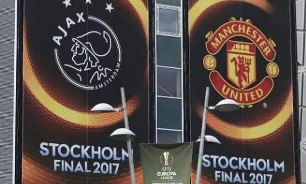 Europa League: Τρομοκρατημένος… τελικός για Άγιαξ και Γιουνάιτεντ