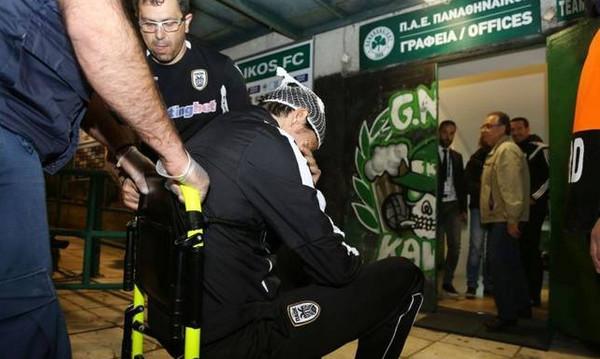 Συνελήφθη ο ανόητος που πέταξε το κουτάκι στον Ίβιτς!