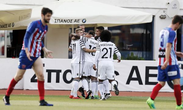 Πανιώνιος - ΠΑΟΚ 0-1: Έκανε βήμα για το Champions League