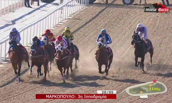 Νέο μεγάλο τζακ ποτ το Σάββατο στις ελληνικές ιπποδρομίες