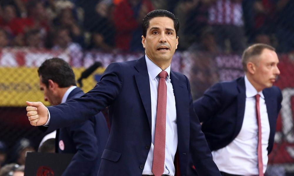 Σφαιρόπουλος: Δεν υπάρχει εύκολος τελικός