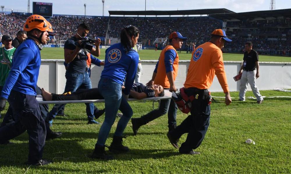 Σοκ στην Ονδούρα! Πέντε νεκροί σε γήπεδο!