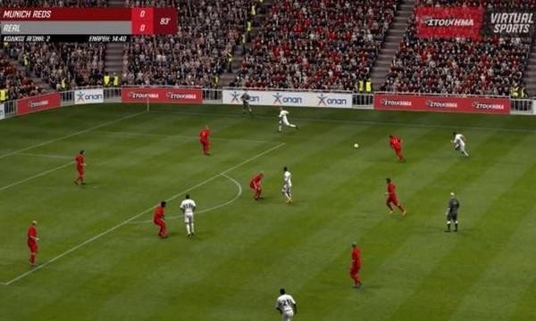 ΠΑΜΕ ΣΤΟΙΧΗΜΑ Virtual Sports: Ενθουσιασμός για το νέο παιχνίδι του ΟΠΑΠ