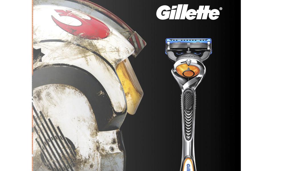 Η Gillette γιορτάζει τη δύναμη των ανδρών να επιλέγουν την εμφάνισή τους