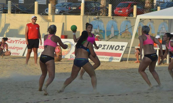 Feel the passion of Beach Handball!