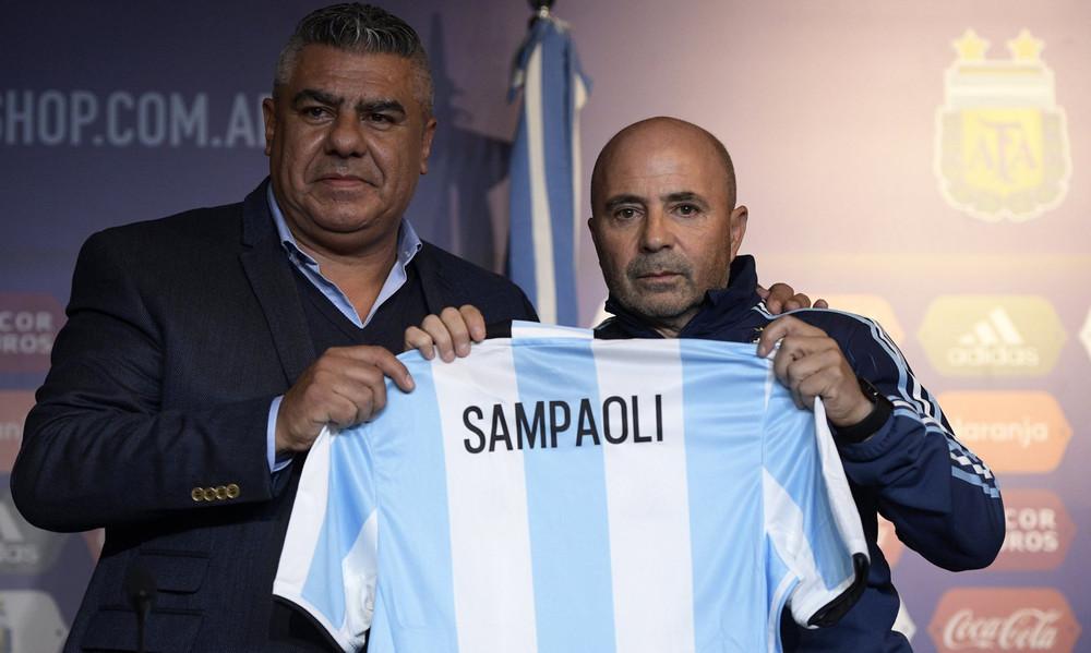 Εποχή Σαμπάολι και επίσημα στην Αργεντινή