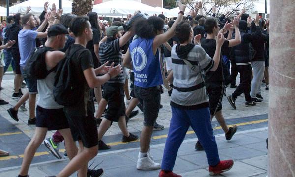 Ηρακλής: Βγαίνουν στους δρόμους οι οπαδοί