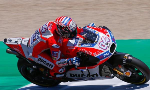 Νοβιτσιόζο και Ducati στην κορυφή του Μουτζέλο
