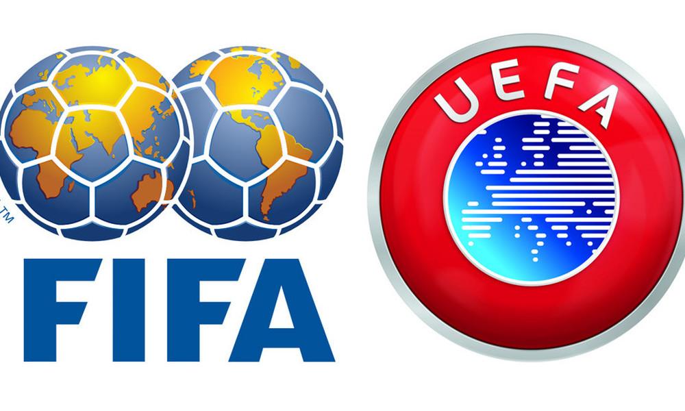 Η... απειλή FIFA και UEFA για Grexit στους Big 4!