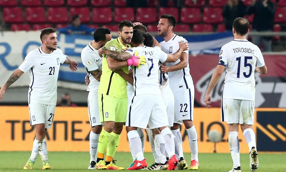 Η Super League ευχήθηκε στην Εθνική Ελλάδας