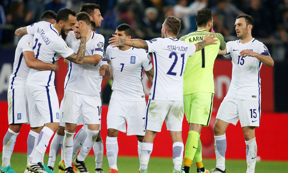ΠΑΜΕ ΣΤΟΙΧΗΜΑ με πάνω από 200 επιλογές για τον αγώνα της Εθνικής Ομάδας με τη Βοσνία Ερζεγοβίνη