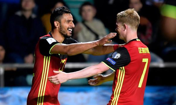Προκριματικά Μουντιάλ: «Διπλά» Βελγίου και Κύπρου - Νίκη Σουηδίας με Γαλλία