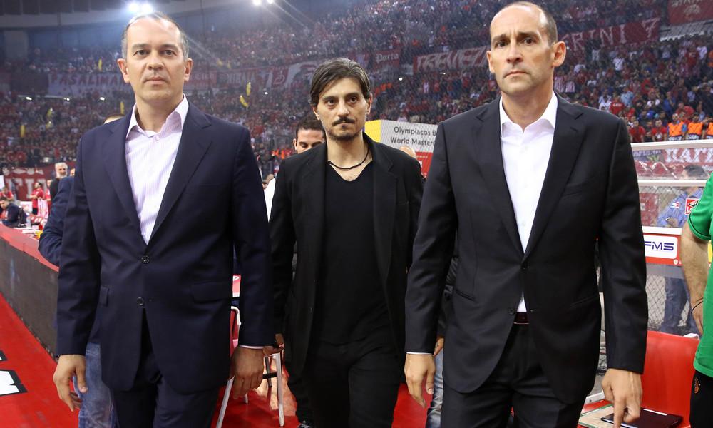 Ο Γιαννακόπουλος έχει αντίπαλο τον Ολυμπιακό και οι Αγγελόπουλοι τον… Γιαννακόπουλο