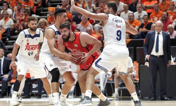 Ο Ντούμπλιεβιτς MVP των τελικών της ACB