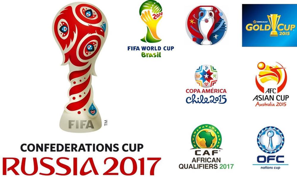 Τo πανόραμα του Confederations Cup