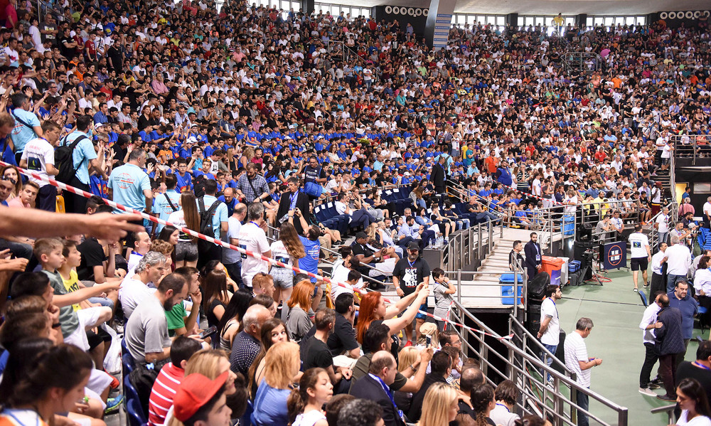AntetokounBros 2017: Μαγική γιορτή του μπάσκετ στο Αλεξάνδρειο