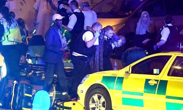 Επίθεση Λονδίνο: Η Άρσεναλ για τα θύματα στο Φίνσμπουρι