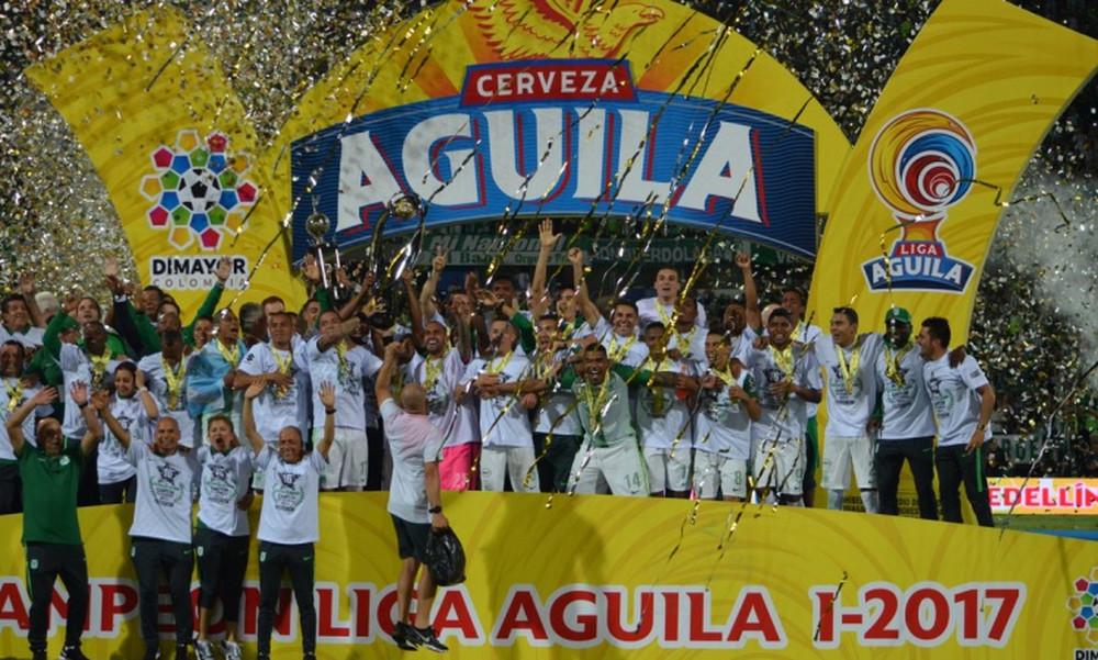 Πρωταθλήτρια Κολομβίας η Ατλέτικο Nασιονάλ