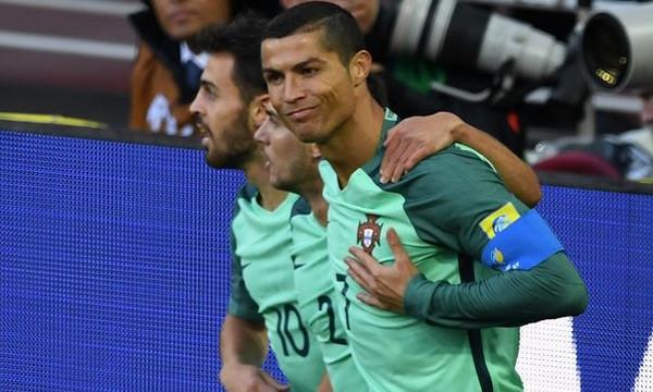 Ρωσία-Πορτογαλία 0-1: Ο Ρονάλντο παραμένει... καυτός!