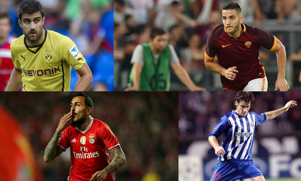 Οι πιο ακριβές μεταγραφές Ελλήνων ποδοσφαιριστών σε ομάδες του εξωτερικού
