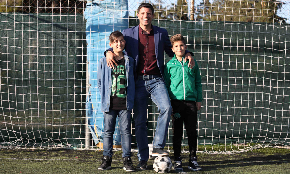 Football for Friendship: Ξεκίνησε η λειτουργία στο Διεθνές κέντρο Τύπου παιδιών της Gazprom