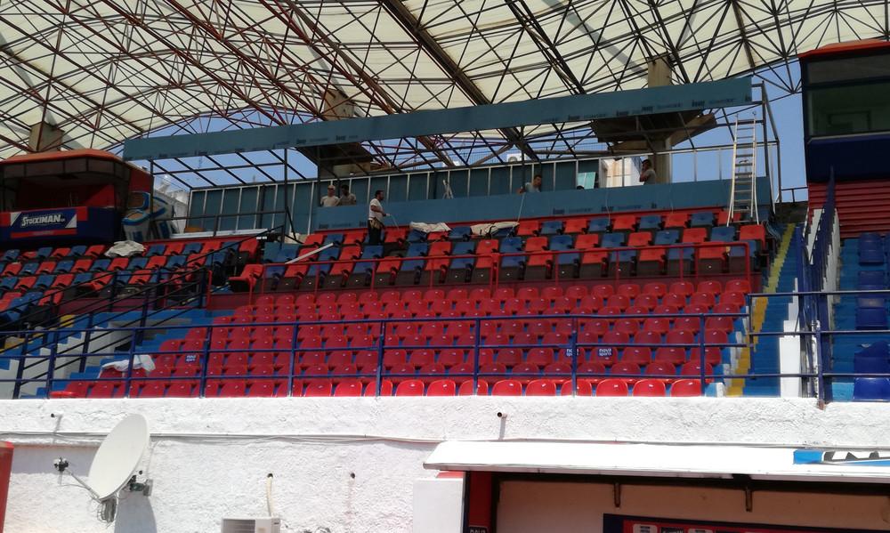 Πανιώνιος: Προχωρούν τα έργα στο γήπεδο της Νέας Σμύρνης (photos)