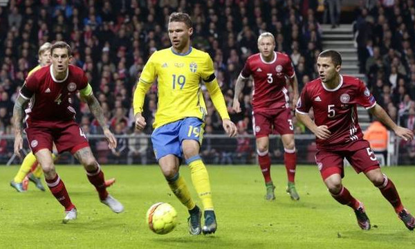 Πως σχολίασε ο προπονητής της Σουηδίας τη μεταγραφή του Μπεργκ!