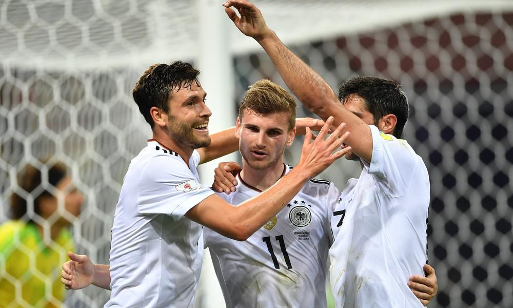 Δεν αστειεύεται η Γερμανία, στον τελικό με Χιλή