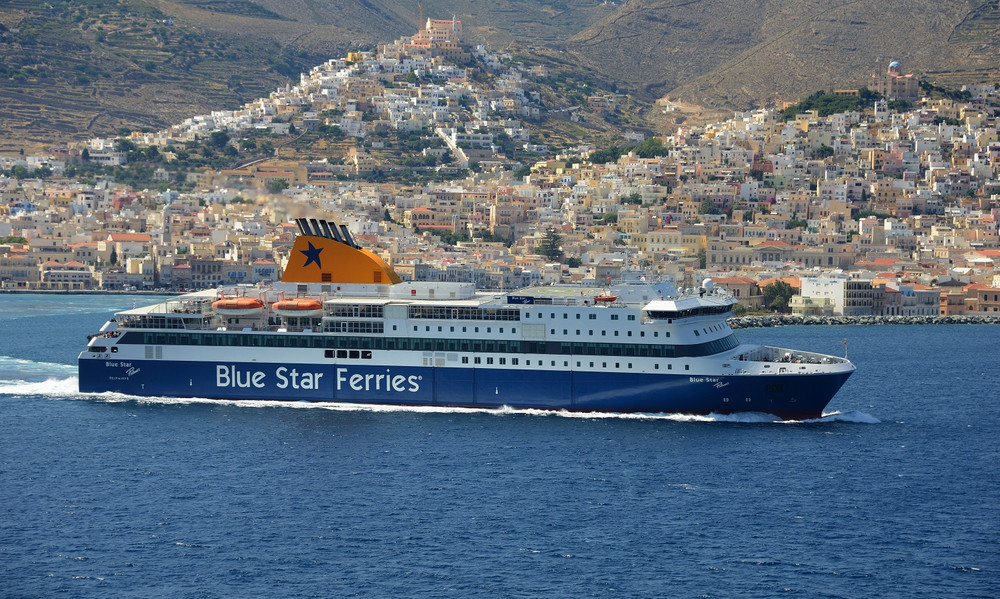Όταν οι διακοπές ξεκινούν από το πλοίο!