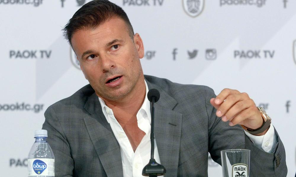 Στανόγεβιτς: «Θα έχουμε εικόνα μετά τα πρώτα φιλικά του ΠΑΟΚ» (video)