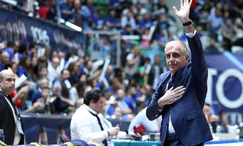 Ομπράντοβιτς: «Οπαδούς σαν της Φενέρ δεν έχει καμία άλλη ομάδα στον κόσμο»
