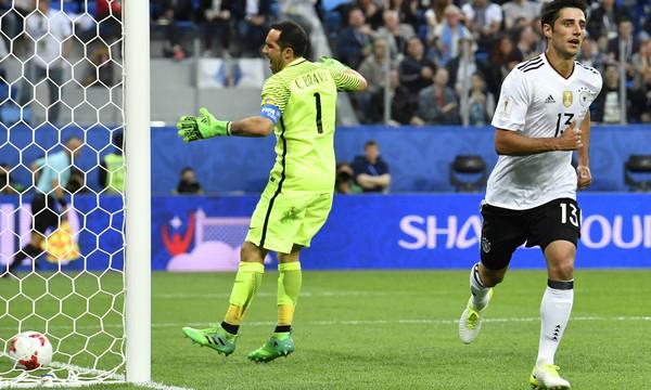 Το σήκωσε η Γερμανία, 1-0 τη Χιλή