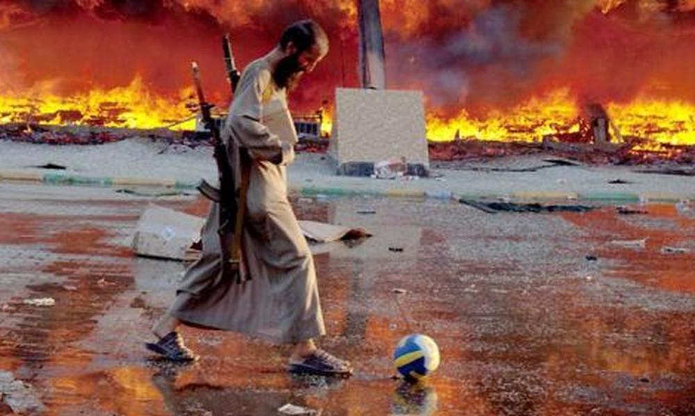 Το ISIS απειλεί τα ευρωπαϊκά γήπεδα ξανά!
